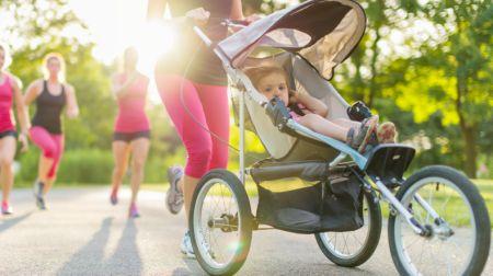 Tipps fürs Workout mit Baby